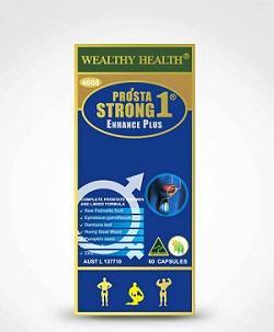 Prosta Strong 1 enhance plus + 60 viên - Đỉnh cao của phái mạnh