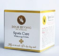 Kem trị nám Đinh Hương (Spots Care) - Xua tan nỗi lo về nám
