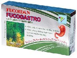 Viên uống Fucoidan Fucogastro Việt Nam - hỗ trợ điều trị ung thư