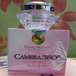 Kem trị mụn Đinh Hương (camera 360 độ)- Đánh bay mụn tuyệt đối