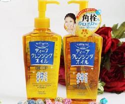 Dầu tẩy trang Kose Softymo Deep Cleansing Oil 230ml Nhật Bản
