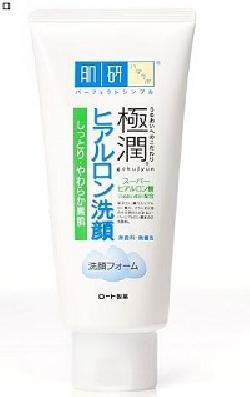 Sữa rửa mặt Hada Labo Gokujyun Hyaluronic Acid Face Wash 100ml