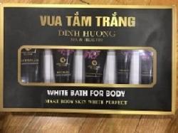 Vua tắm trắng Đinh Hương- Tuyệt chiêu tắm trắng thần tốc