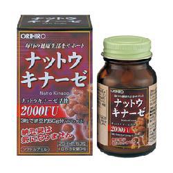 Viên uống hỗ trợ điều trị tai biến Orihiro Nattokinase 2000F