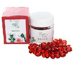 Viên uống khử mùi Rose Oil – Hương thơm quyến rũ nồng nàn