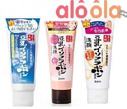 Sữa rửa mặt dưỡng ẩm mầm đậu nành Sana 150g của Nhật