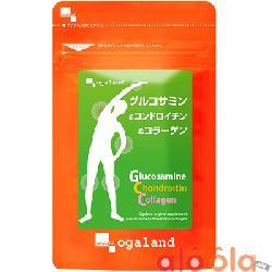 Viên uống hỗ trợ xương khớp Glucosamin chondroitin collagen ogaland