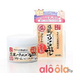 Kem dưỡng da SANA Nameraka Soymilk Nhật Bản 5 in 1 50g