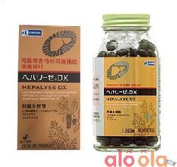 Viên giải độc gan cao cấp MK Hepalyse DX 280 viên Nhật Bản