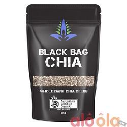 Thực phẩm chức năng hạt Chia Úc Blackbag Chia 500g