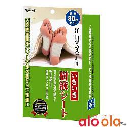 Miếng dán chân khử độc và thanh lọc cơ thể kenko Nhật Bản
