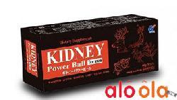Viên Uống Dưỡng Thận Kidney Power Ball 240 Viên Nhật Bản Mẫu Mới Nhất