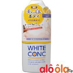 Sữa tắm trắng White Conc Body Vitamin C Nhật Bản 360ml