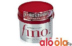 Kem ủ và hấp tóc Fino Shiseido 230g – Cải thiện tóc hư tổn