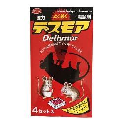 Thuốc diệt chuột Dethmor Nhật Bản – Loại bỏ chuột hiệu quả
