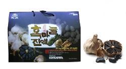 Tinh chất tỏi đen đông trùng twfood - Cordyceps black garlic