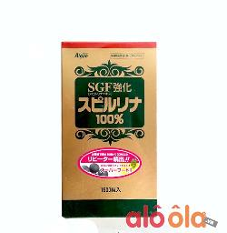 Tảo SGF Spirulina 1500 Viên Số 1 Nhật Bản  - Dành Cho Người Tiểu Đường