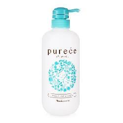 Dầu gội Naris Purece Mild Hair Shampoo LS 550ml Nhật Bản