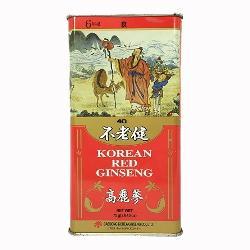 Hồng sâm củ khô Daedong Hàn Quốc 75gr 6 củ lớp good đặc biệt