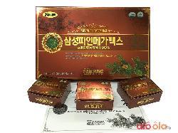 Tinh Dầu Thông Đỏ Hàn Quốc Sam Sung 120 Viên Giảm Mỡ Máu Số 1 Của Hàn