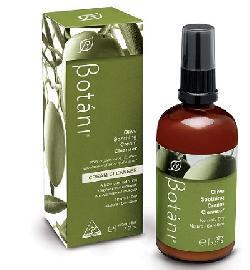 Sữa rửa mặt và tẩy trang vùng mắt Olive Soothing Cleanser & Eye Make Up Remover - Botáni