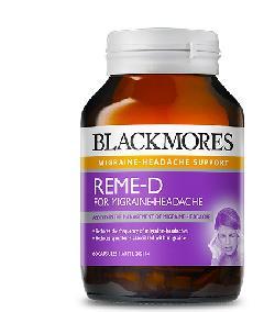 Viên hỗ trợ điều trị rối loạn tiền đình Blackmores Reme – D