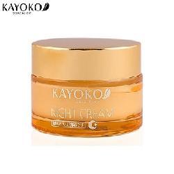 Kem dưỡng da trị nám ban đêm Kayoko Night Cream mới