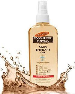 Dầu dưỡng da Skin Therapy Oil Palmers 60ml của Mỹ ngăn ngừa lão hóa