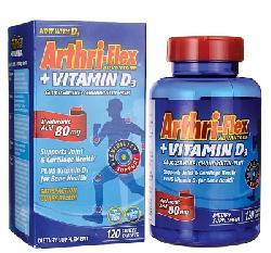 Viên uống hỗ trợ điều trị thoái hóa khớp Arthri Flex của Mỹ 120 viên