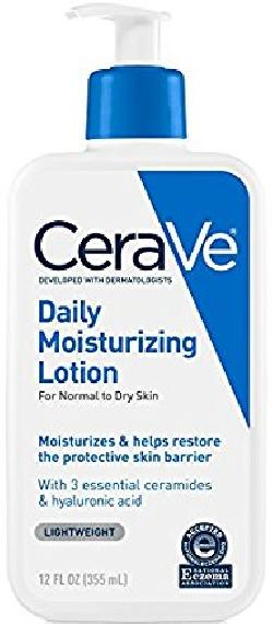 Kem dưỡng ẩm CeraVe Daily Moisturizing Lotion 355ml của Mỹ