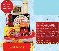 Giỏ quà tết Đa Lộc Phát Tài - GQ1498