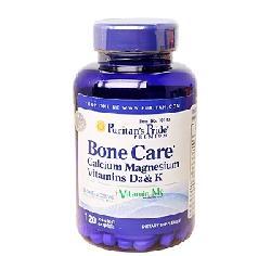 Viên uống bổ xương Puritans Pride Bone Care hộp 120 viên