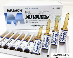 Tế bào gốc nhau thai Melsmon Placenta Human Nhật Bản 2ml x 50 ống