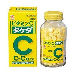 Viên uống Vitamin C Takeda 2000mg trắng da trị nám Nhật Bản