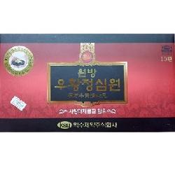 An cung ngưu hoàng hoàn IKSU Hàn Quốc hộp đỏ sang trọng