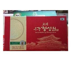 An cung ngưu hoàng Hàn Quốc hãng Bio Apgold hộp 10 viên