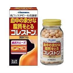 Viên Uống Giảm Mỡ Máu Cholesterol Hisamitsu Nhật Bản Hộp 168 Viên
