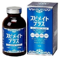 Tảo Spirulina Spimate Plus Nhật Bản hỗ trợ tiêu hóa, tăng đề kháng