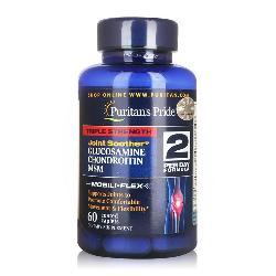 Triple strength glucosamine puritans pride ngăn ngừa viêm khớp lọ 60 viên