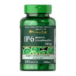 Inositol Hexaphosphate 510 mg IP 6 Puritans Pride hỗ trợ điều trị ung thư