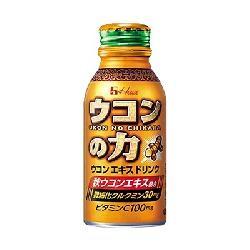 Nước uống giải rượu tinh nghệ Ukon No Chikara Nhật Bản chai 100ml