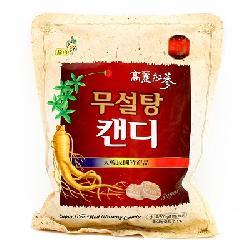 Kẹo Hồng Sâm Không Đường Hàn Quốc 500g Tốt Cho Người Tiểu Đường, Tim Mạch