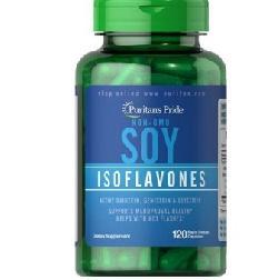 Tinh chất mầm đậu nành Soy Isoflavones 120 viên của Mỹ