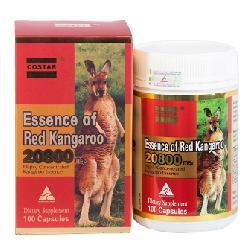 Essence Of Red Kangaroo 20800 max hỗ trợ sinh lý nam giới