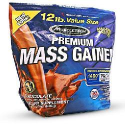 Sữa tăng cân Muscletech Premium Mass Gainer 12lbs (5,4kg) của Mỹ