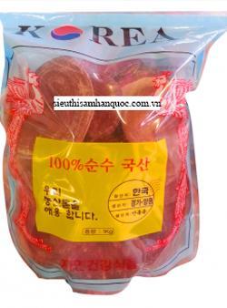 Linh chi núi đóng túi vinyl 1 kg Hàn Quốc