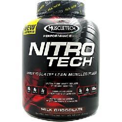 Sữa tăng cơ Nitro Tech MuscleTech 4Lbs hỗ trợ phát triển cơ nhanh và mạnh