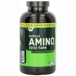 Viên bổ sung Superior Amino 2222 160 viên- Phát triển cơ bắp tối ưu