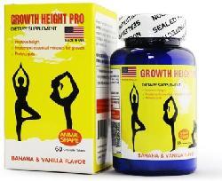 Thực phẩm chức năng Growth Height Pro tối ưu chiều cao