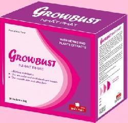 Growbust Nhất Phát hỗ trợ tăng kích thước vòng 1 nhanh